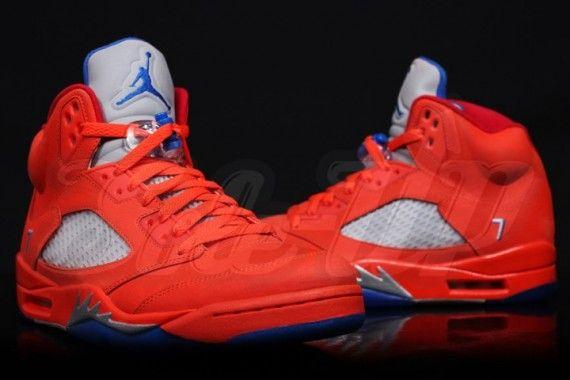 Melo Air Jordan V