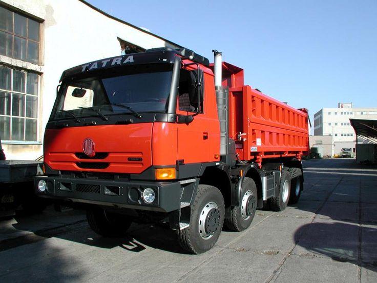 Tatra T815-200 R81 8x8.2