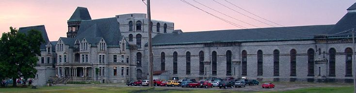 The Ohio State Reformatory (OSR), also known as the Mansfield Reformatory, is a historic prison located in Mansfield, Ohio  1886