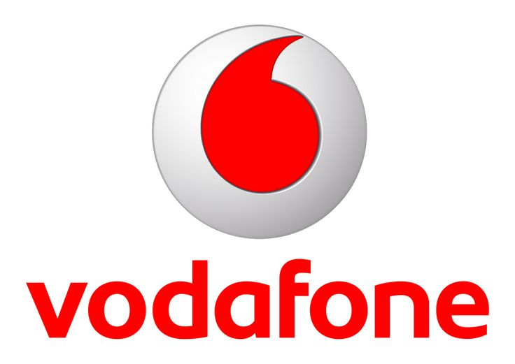 Free Logo Vector Download: Logo Vodafone Vector