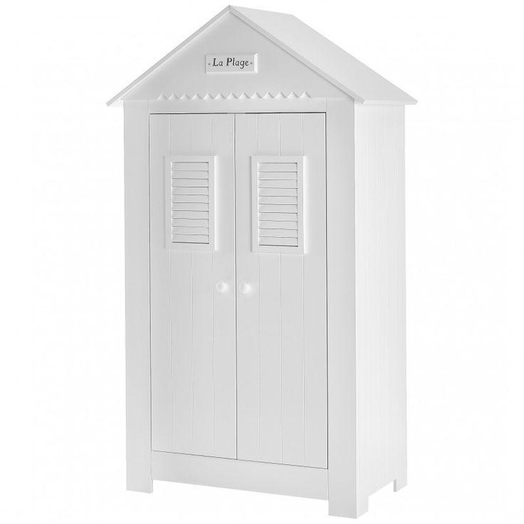 Les 25 meilleures id es de la cat gorie armoire cabine de plage sur pinterest - Cabine de plage armoire ...