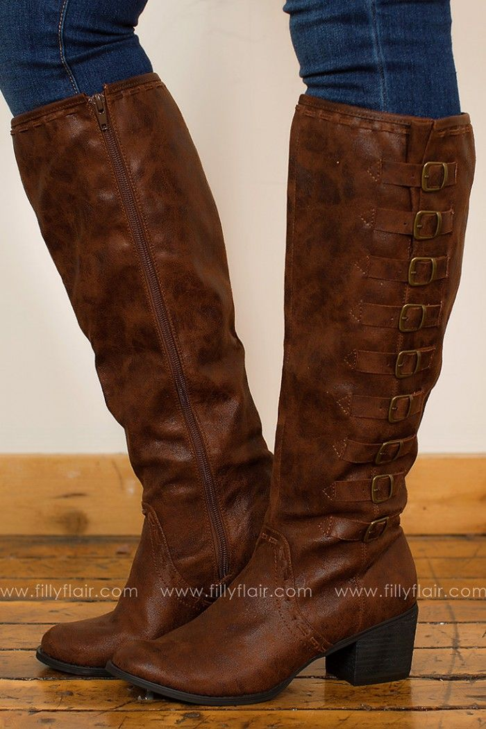 You'll fall in love with these Not Rated stylish boots! They are perfect for the fall and winter seasons!