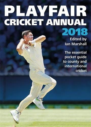Book: Playfair Cricket Annual 2018