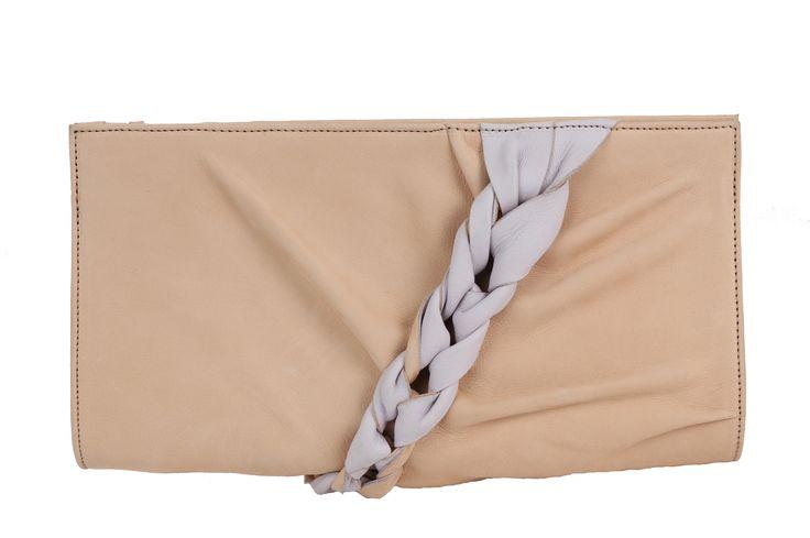 handbag - braids - handmade www.awardt.be
