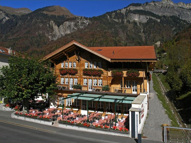 Hotel Steinbock. $201 Located in the centre of Brienz, a 3-minute walk from the train station, Hotel Steinbock offers free Wi-Fi, free private parking, and a restaurant offering...