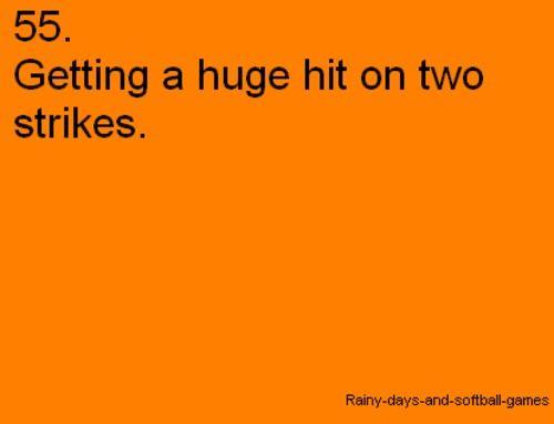 playing softball | Tumblr