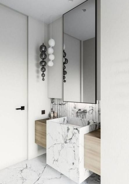 Super bathroom shelves vanity powder rooms 50+ Ideas