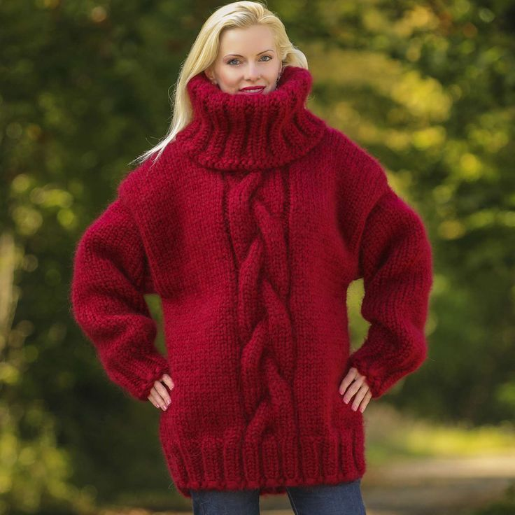 68 best Extra thick and fuzzy mohair sweaters images on Pinterest ...