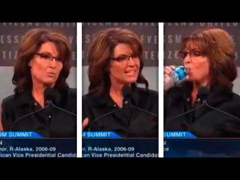 Sarah Palin Out-Palins Herself In Weird, Wild, 'Tragic' Speech | Popular: The Young Turks & Sarah Palin || [.'200'..Videos.]