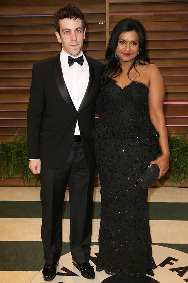 Mindy Kaling's words about ex-boyfriend B.J. Novak are giving us ideas...