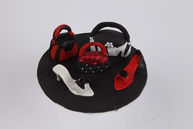 Shoes & Handbags made for our Figurine Course