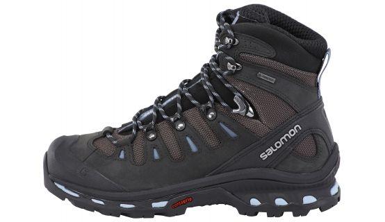 Salomon Quest 4D 2 GTX Trekking Shoes Women autobahn/asphalt/stone blue