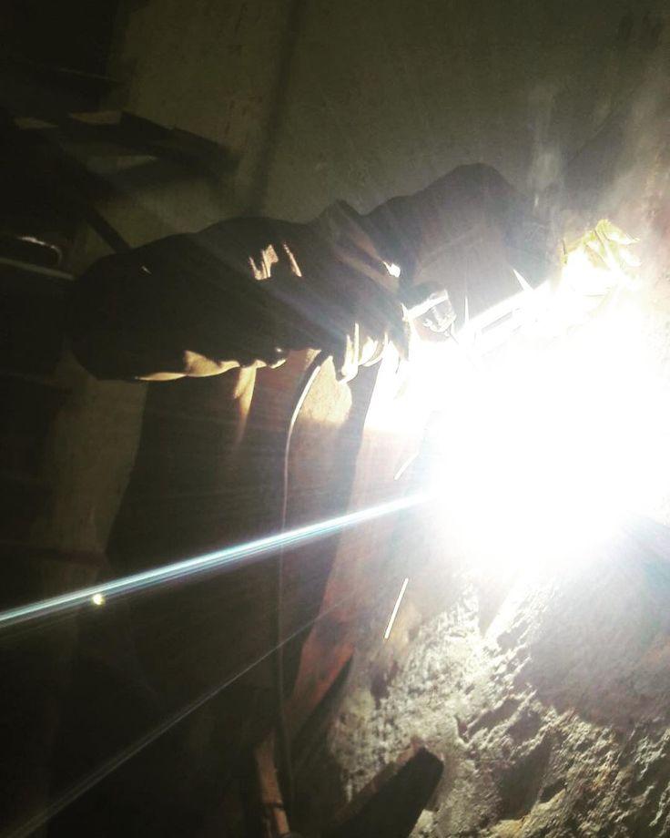#stickwelding #stickweld #smaw #welding #welder #welderlife #weldernation #weldernationarmy