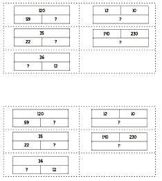 Printables Math Models Worksheets 1000 ideas about bar model on pinterest singapore math drawing math