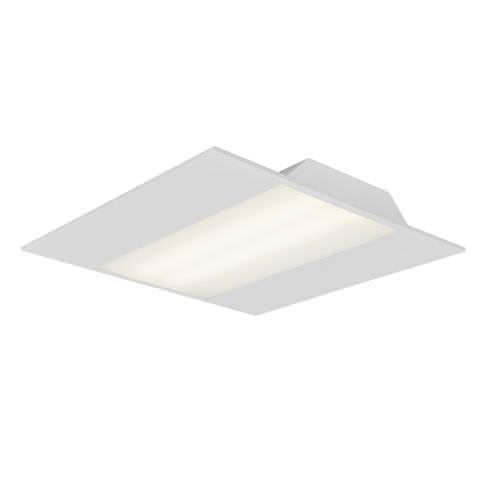 Luminaire encastrable au plafond / à LED / carré / en tôle d'acier LUGCLASSIC ECO LED LUG Light Factory