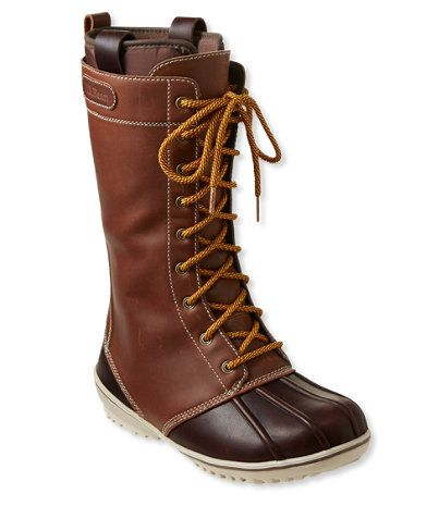 $199/LL Bean/Bar Harbor All-Weather Boots