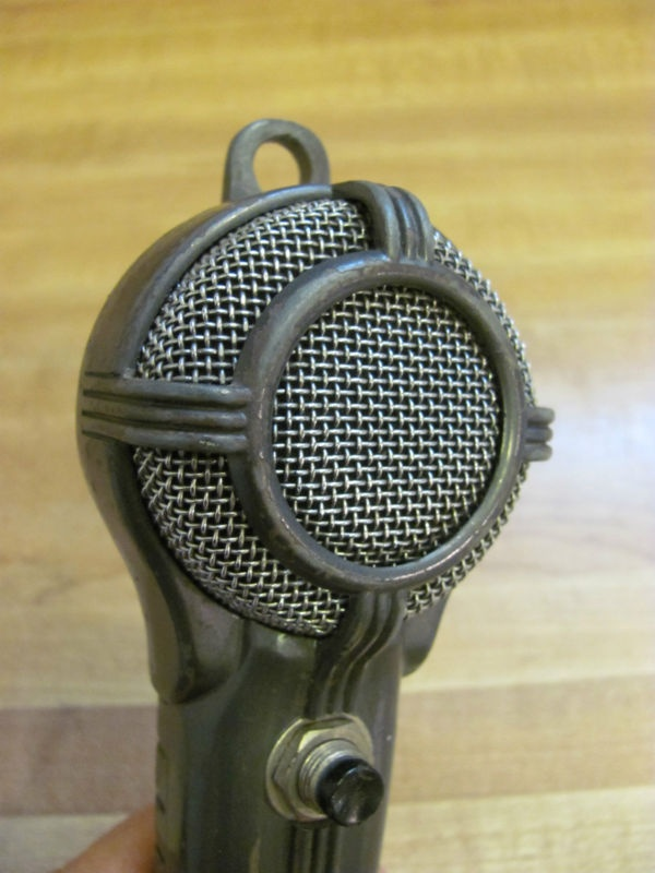 17 Best Images About Vintage Microphones On Pinterest