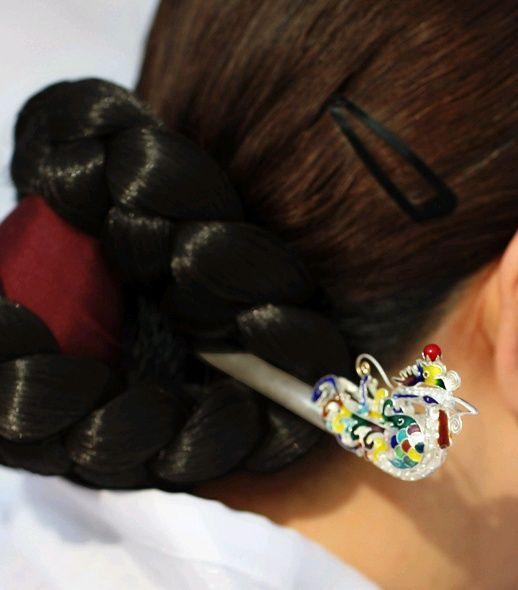 #Hanbok Accessories: Binyeo (Hair Pin)