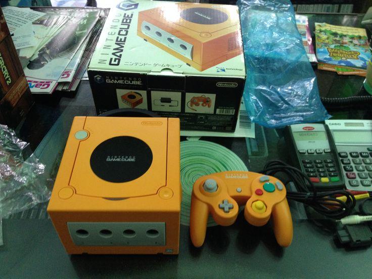 Nintendo Game Cube Orange