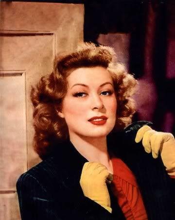 Greer Garson (29/9/1904 - 6/4/1996) Age: 91 (Heart Failure)