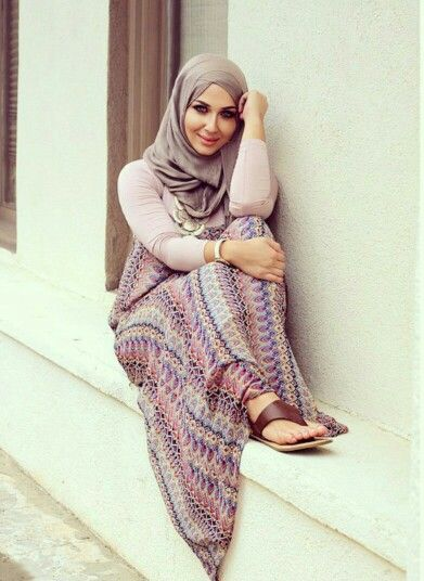 Pinned via Nuriyah O. Martinez | ♥ Muslimah fashion & hijab style