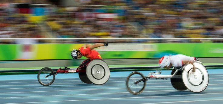 paralympics 2016   ... Paralympic Games, in Rio de Janeiro, Brazil, on Sunday…