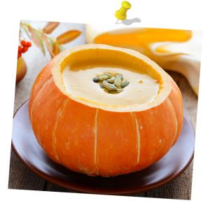 Dýňová polévka - Apetito web