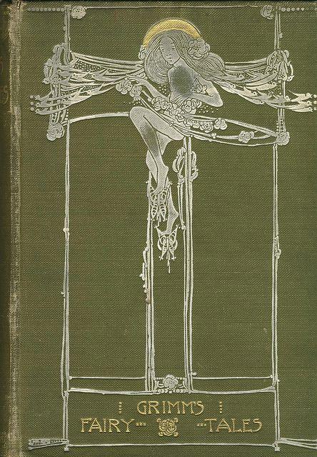 Grimm's Fairy Tales, London: Routledge c1900 Jessie M.King binding design