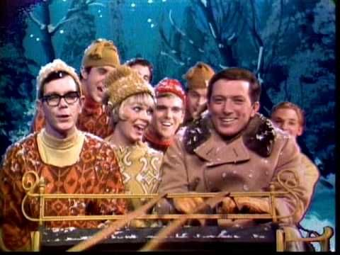 Vintage Christmas Television ~ Andy Williams Christmas Special ~ Circa 1965