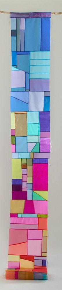 Yolanda Sanchez at Markel Fine Arts. Uncommon Threads - 17 November - 17 December 2011