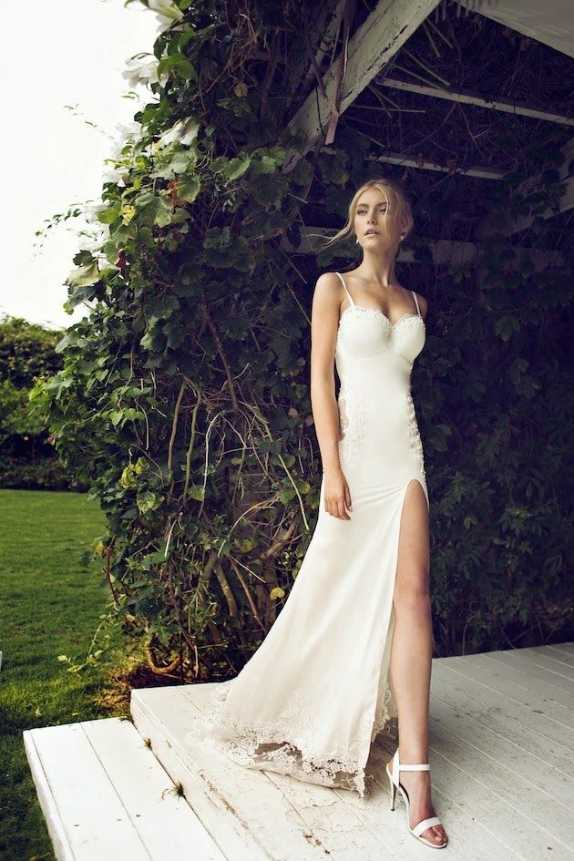 Provence Wedding Dresses Collection By Riki Dalal ~ Glowlicious Me