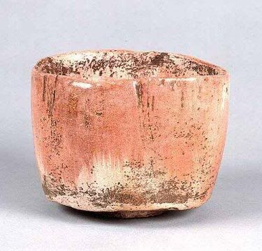 Raku Tea Bowl, Honami Koetsu, Japan, early 17th century #mingei