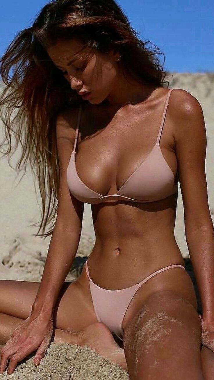 Hot Beach Girl  Hot Beach Girls  Pinterest  Bikini-7273