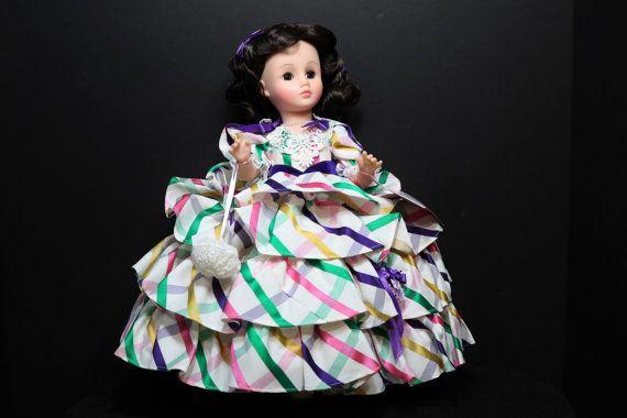1593 Madame Alexander Dolls Careen Madame by AntiqueVintageEstate