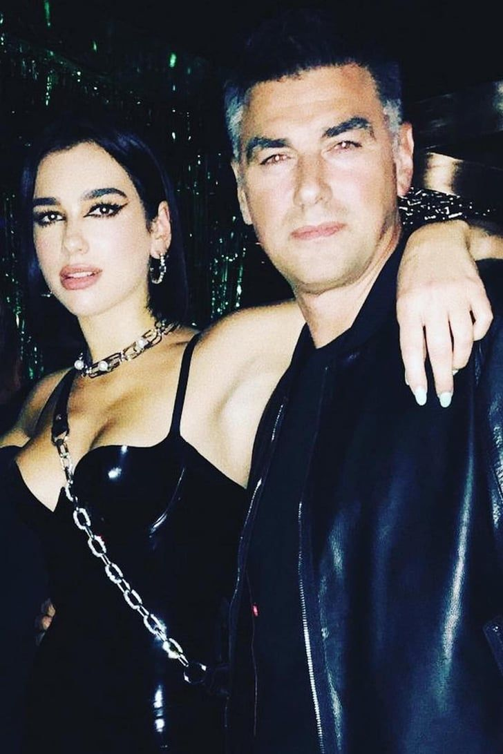 How Are We JUST Now Realizing Dua Lipa Has an Insanely Hot Dad ...