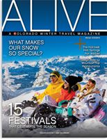 Subscribe to the Colorado Alive Magazine