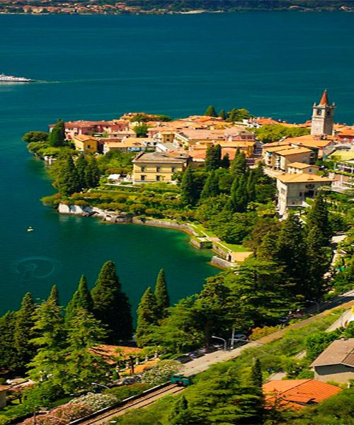 Varenna, Italy.