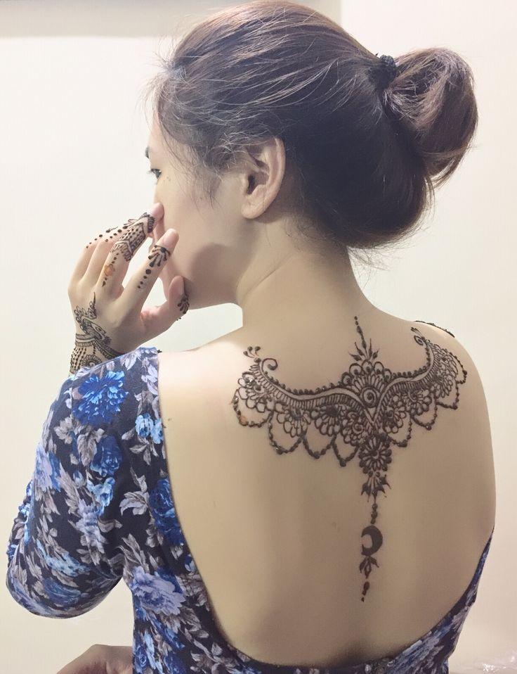beauty henna ❤