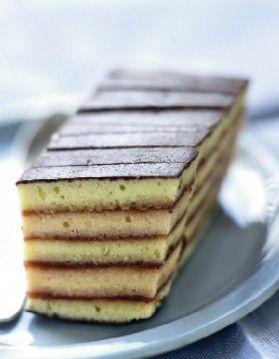 Gâteau rayé ou kraïankis