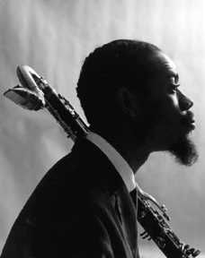 One of my favorite photos of all time...    Photo of jazz saxophonist Eric Dolphy by photographer Chuck Stewart