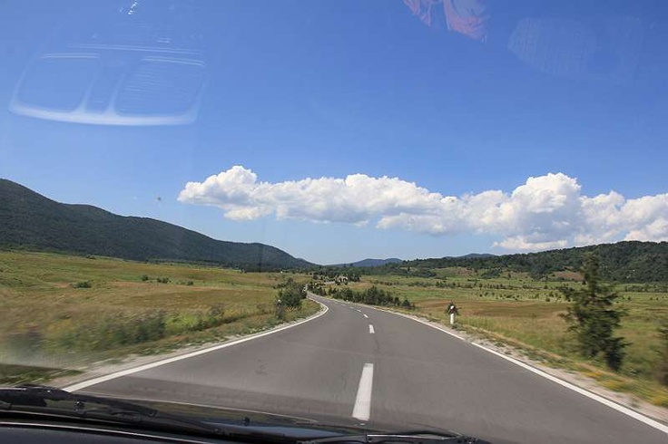 Road in Croatia #croatia