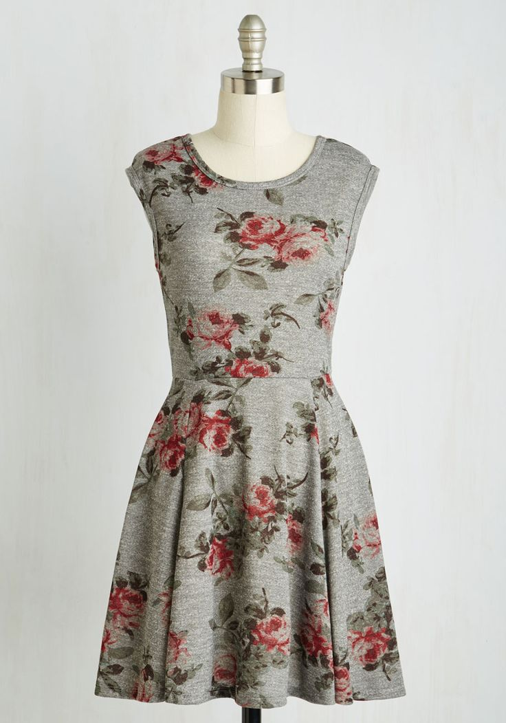 Rest Stop and Smell the Roses Dress, @ModCloth