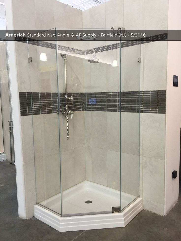 fairfield nj 5 2016 showroom displays pinterest shower base