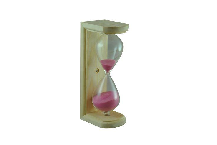 Sauna Accessories   Pine Sauna Hour Glass Timer