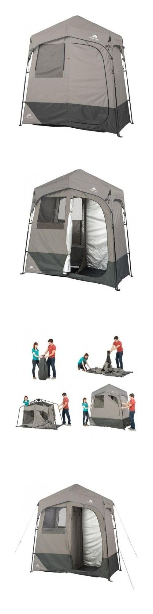 Portable Showers and Accessories 181396: Camping Shower Tent Portable Outdoor Solar Shelter Privacy Changing Instant New BUY IT NOW ONLY: $147.99