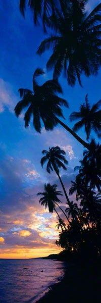 Molokai, Hawaii. Photo by Peter Lik