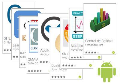 Calidad Total: 9 apps Android gratuitas recomendadas para Gestión...