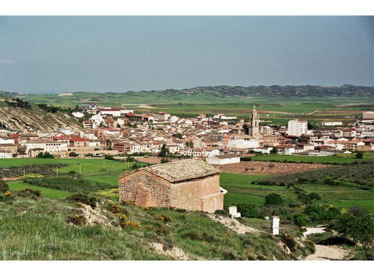 Los Arcos, Navarra, Camino de Santiago