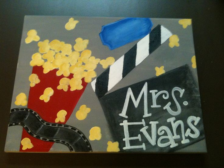movie themed classroom - Google Search