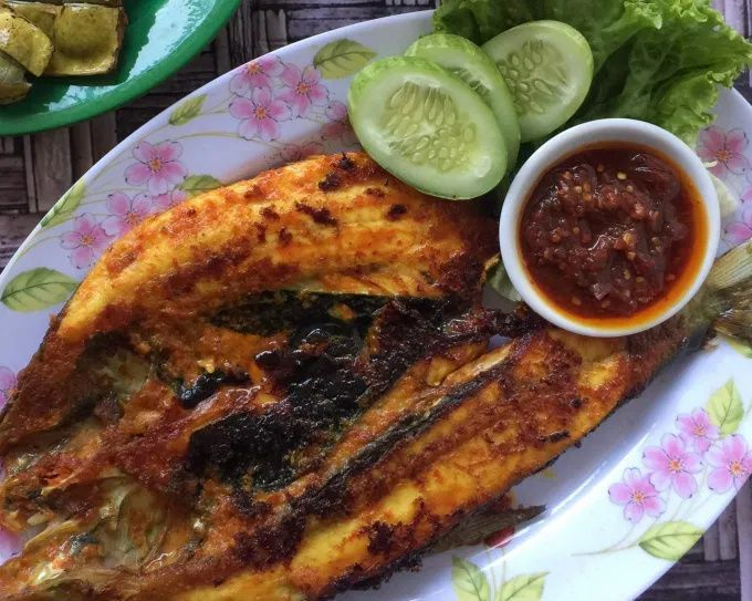 Ikan Bakar Bandeng Resep Masakan Masakan Makanan